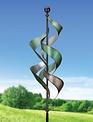 Vertical Waterfall Wind Spinner
