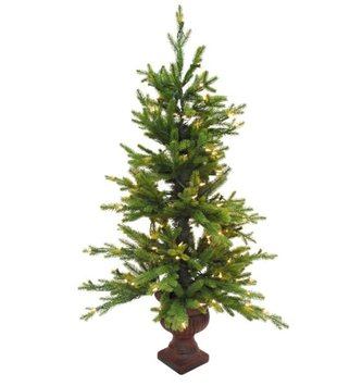 5-Ft. Pre-Lit St. Catherine Tree