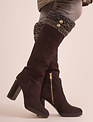 Simply Noelle Calico Boot Socks 75% Off Now $4.99