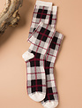 Simply Noelle Perfectly Plaid Boot Socks (4-Colors) 75% Off Now $4.99