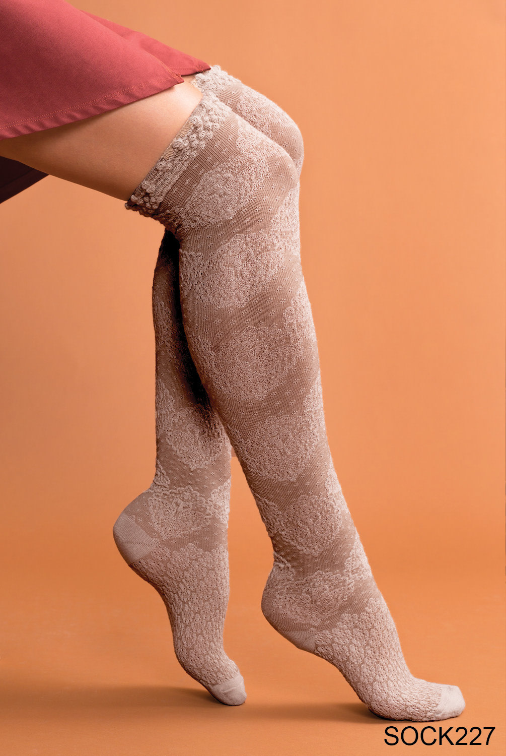 Simply Noelle Art Deco Boot Socks (4-Colors) 75% Off Now $4.99
