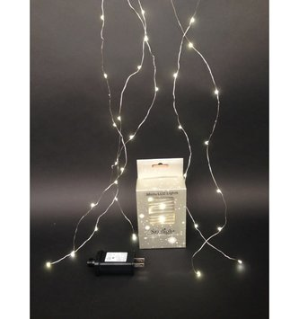 5-ft Drop Branch Twinkle Lights