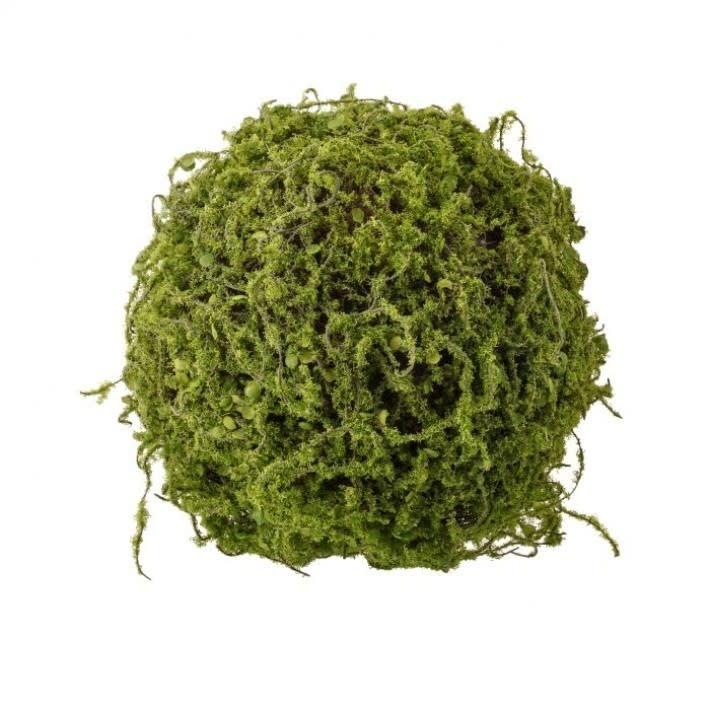 """7"""" Fuzzy Moss Twig Ball"""
