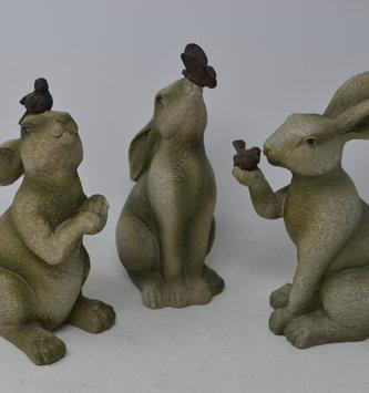 Small Bunny w/ Flying Friend (3 Styles)