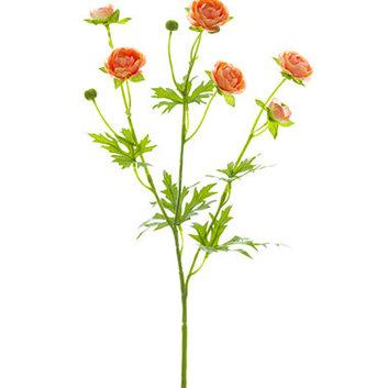 "22"" Mini Ranunculus Spray (3-Colors)"