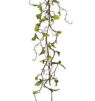 6-Ft. Wild Leaf & Twig Garland