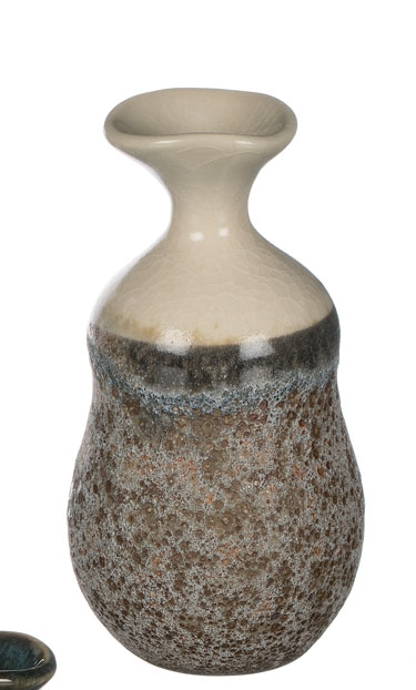 "5"" Ombre Pottery Vase"