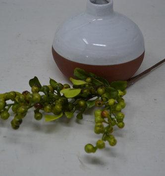 "18"" Green Berry & Leaf Pick"