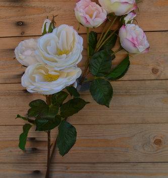 Huntington Rose Spray (2 Colors)