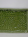Green Fern Plate (3-Sizes)