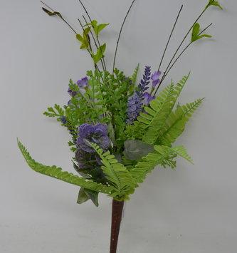 Eucalyptus Fern Lavender Bush