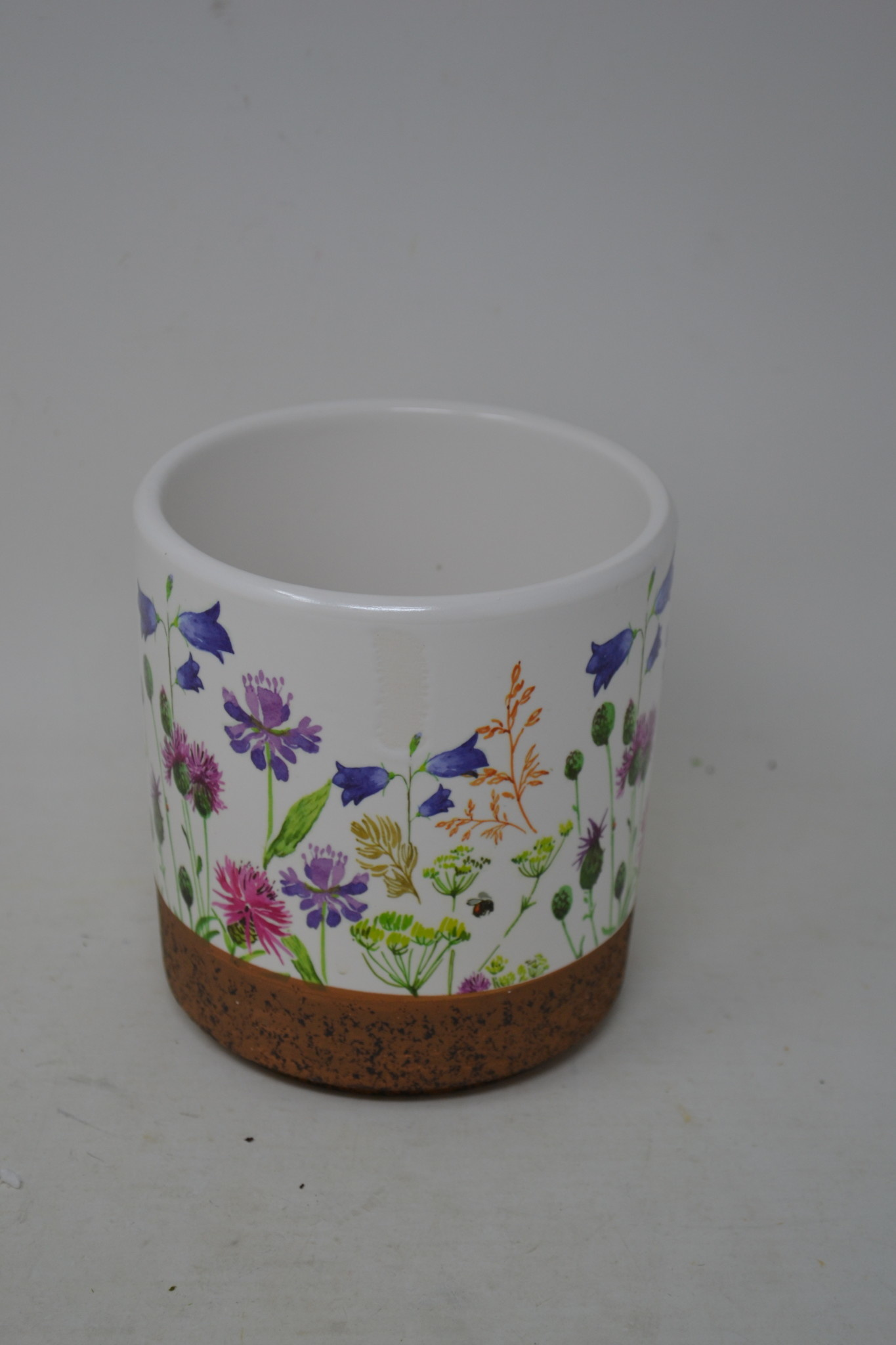 Round Floral Container (2-Styles)