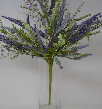 Large Lavender & Eucalyptus Spray