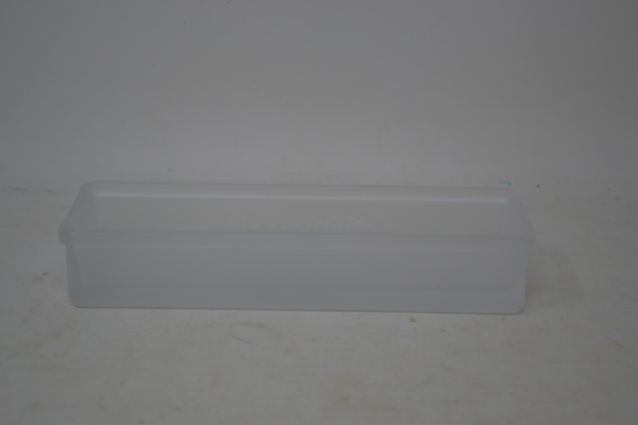 Frosted Glass Caddy Dish