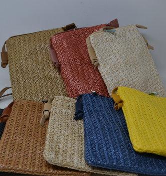 Rattan Crossbody Bag (8-Colors)