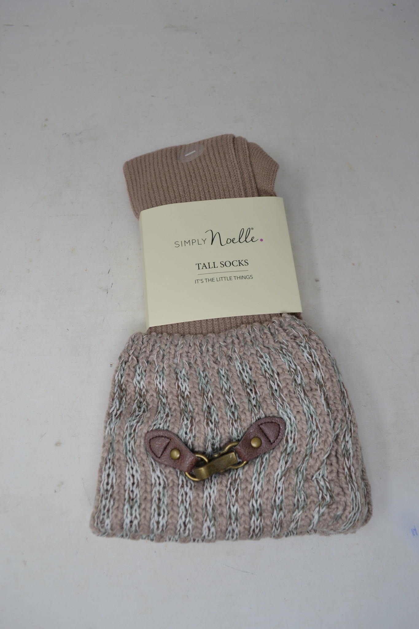 Simply Noelle Wayfarer Boot Sock (3-Colors) 75% Off Now $4.99