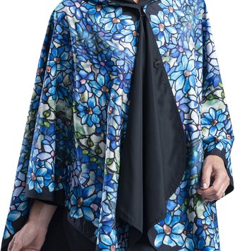 Rain Caper Jacket Poncho (6 Styles)