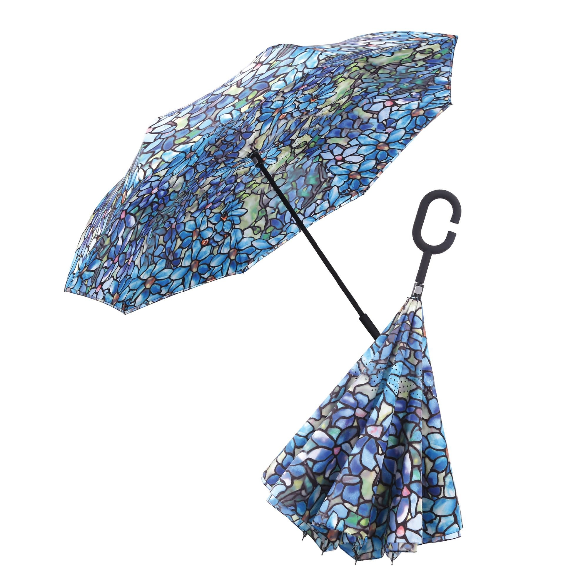 Rain Caper Umbrella (2-Colors)