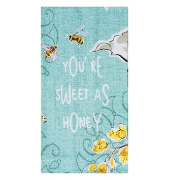 Sweet As Honey Kitchen Towel