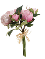 """10"""" Natural Touch Blush Peony Bundle (3-Colors)"""