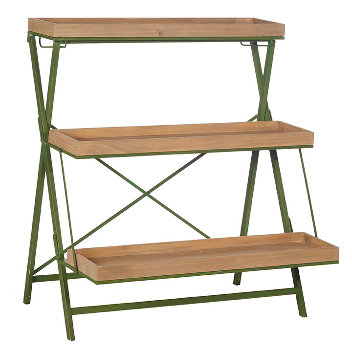 """36"""" Triple Tiered Table"""