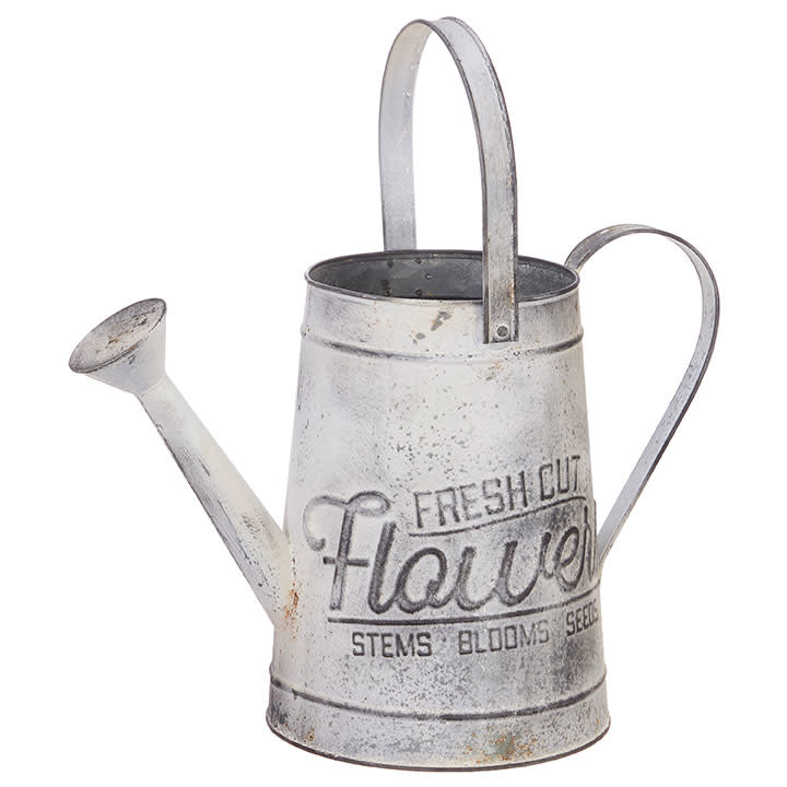 Fresh Cut Flowers Watering Can