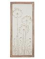 Vertical Framed Dandelion Wall Art