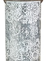 Handled Metal Flower Print Bucket (2-Sizes)