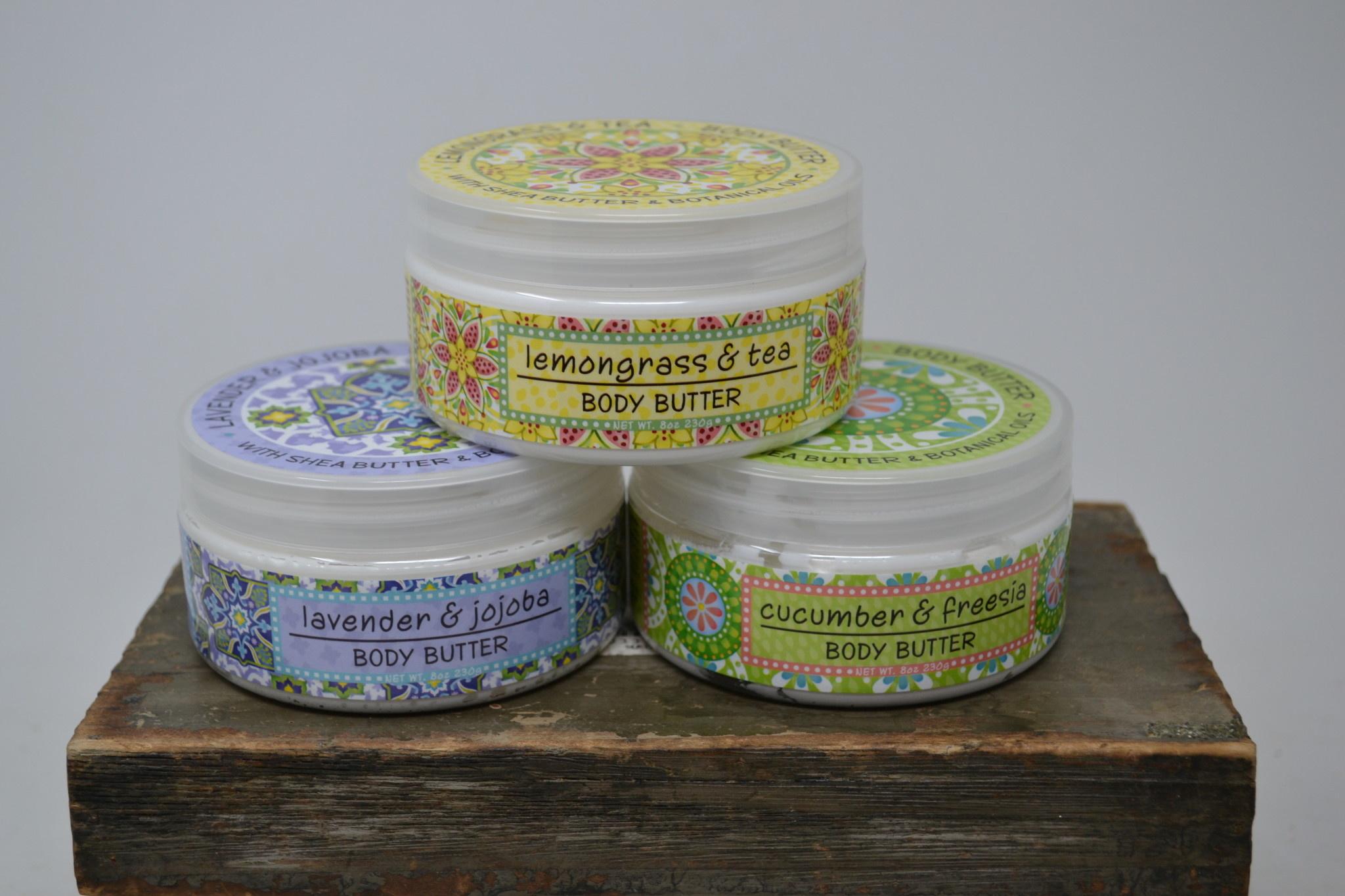 Greenwich Bay Body Butter Lotion (3-Styles)
