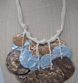 Seaside Mist Necklace By: Alisha D
