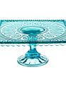 Decorative Aqua Glass Stand (2-Sizes)