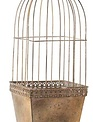 Decorative Birdcage Container (2-Styles)