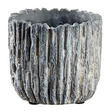 Ribbed Tree Trunk Container (2-Sizes)