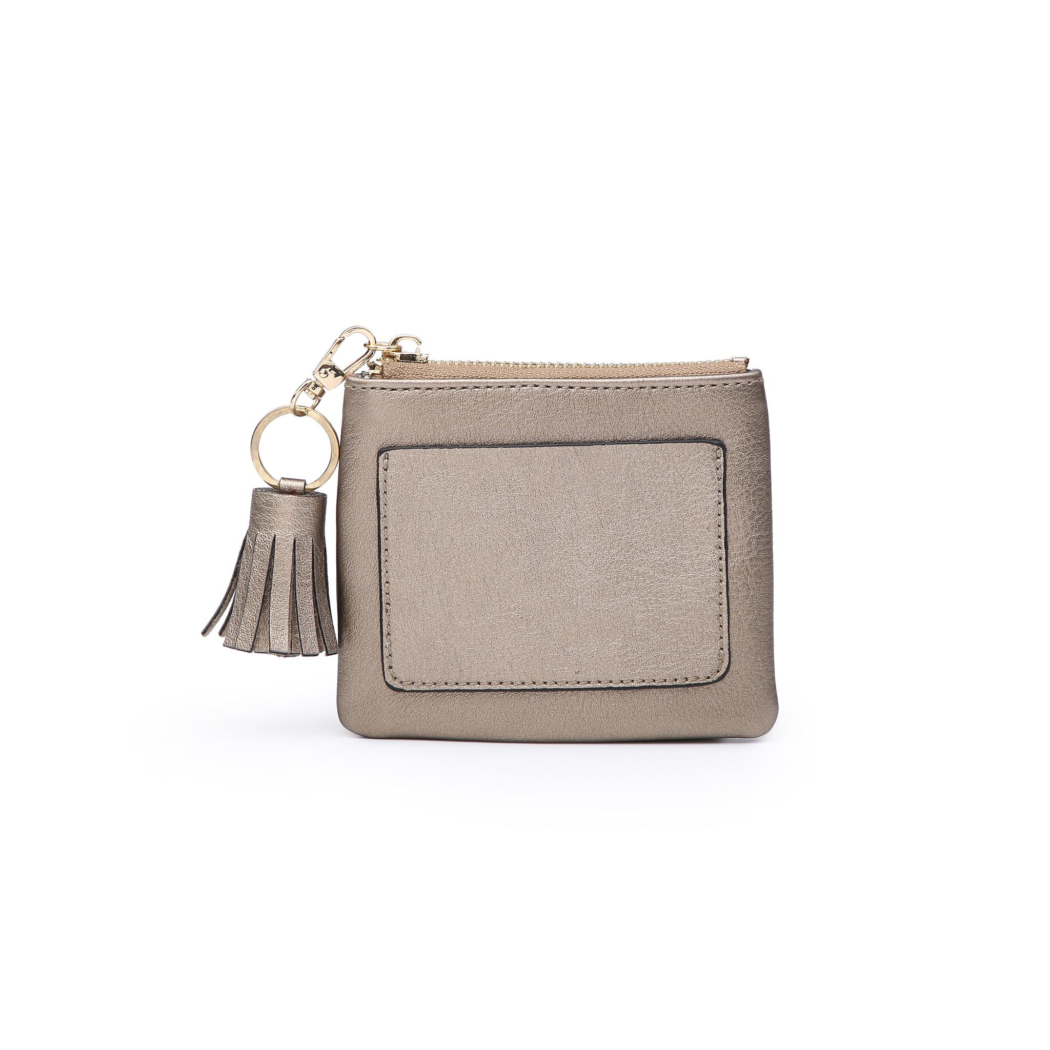 Lena Pocket Wallet (10-Colors)