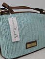 Simply Noelle Simply Noelle Small Raffia Purse (3-Colors)