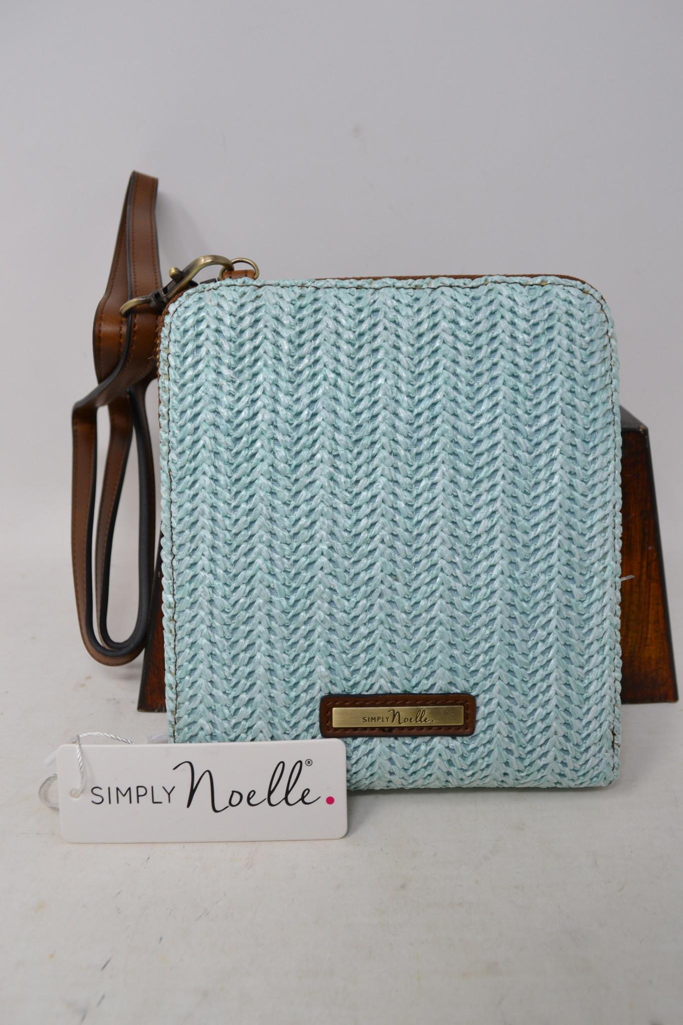 Simply Noelle Simply Noelle Raffia Crossbody (3-Colors)