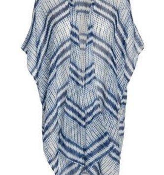 Kora Subtle Stripe Kimono