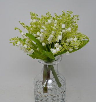 "11"" Lily of the Valley Stem"