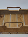Reclaimed Wooden Square Tray (3-Sizes)