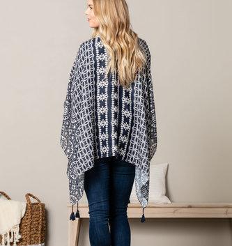 Kimono Shawl (3-Colors)