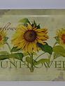 Light Green Sunflower Tray (2-Styles)