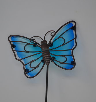 Colored Glass Flying Friends Pick (6-Styles)