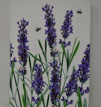 Lavender & Bumblebee Journal