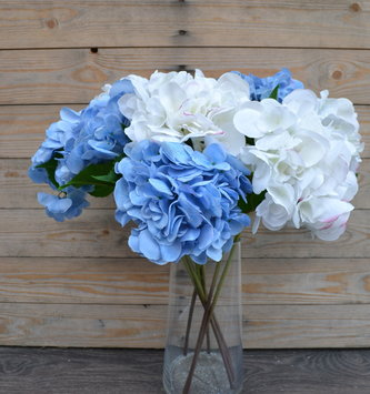 Natural Touch Grand Hydrangea (2-Colors)