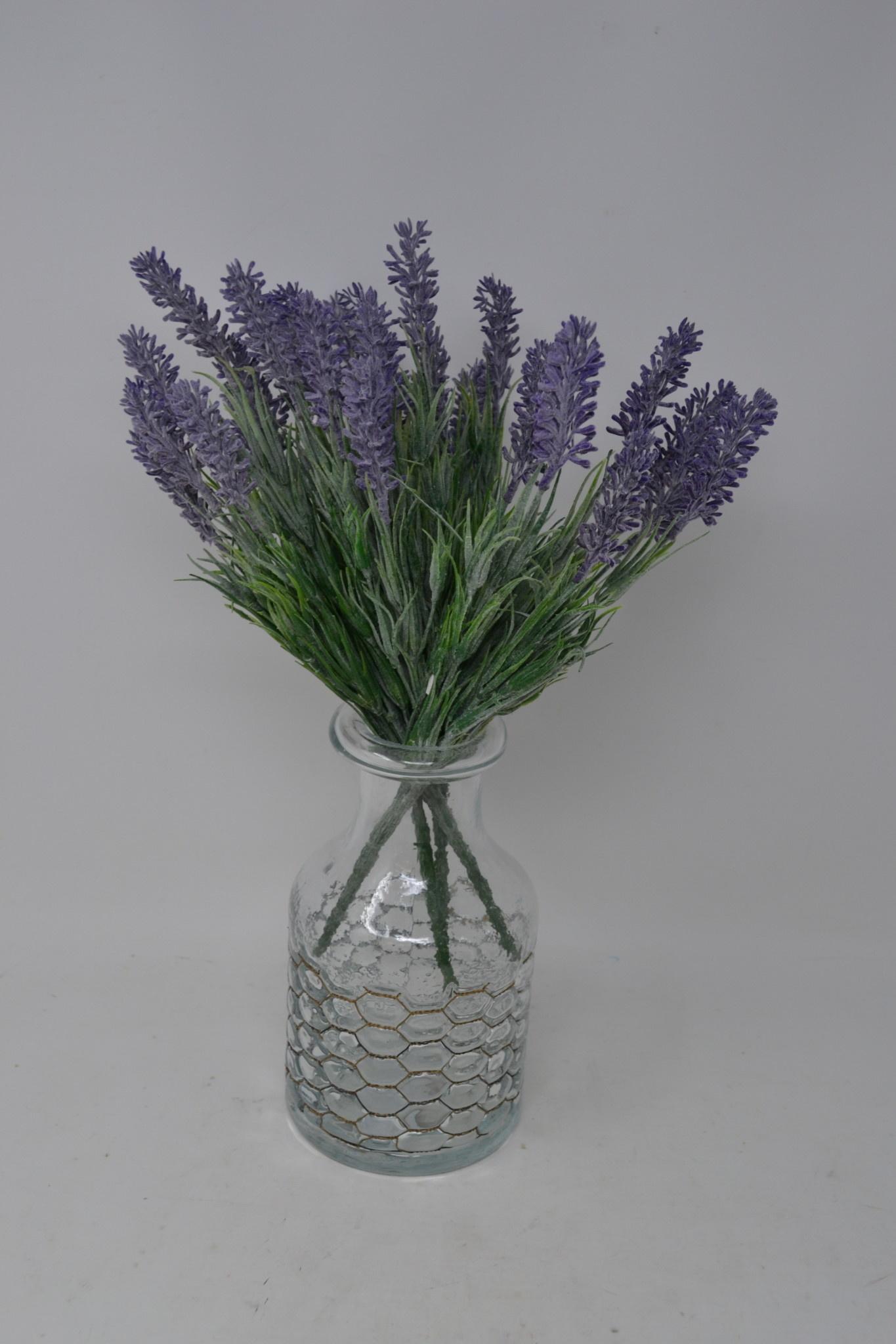 """13"""" Lavender Sprig Spray"""