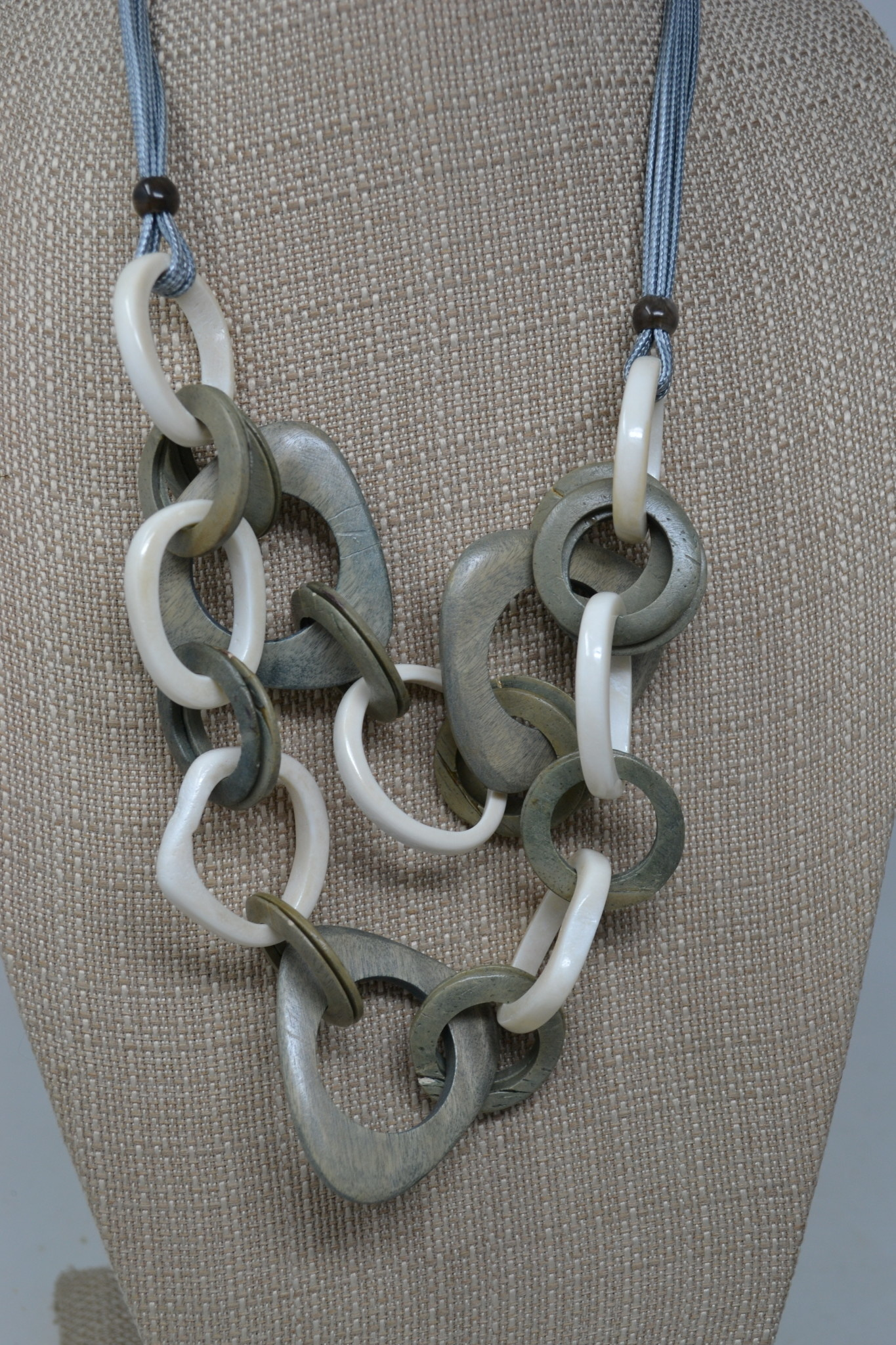 Aegean Layered Hoop Necklace