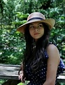 Tula Hats Chloe Woven Hat with Black Band