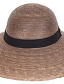Tula Hats Laurel Woven Hat with Black Band