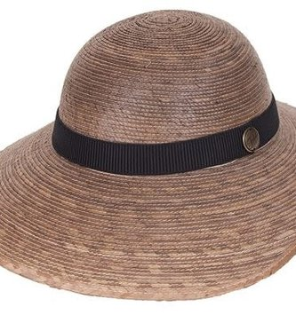 Tula Hats Laurel Woven Hat w/ Black Band