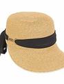 Adjustable Bow Sunsavor Brim Hat